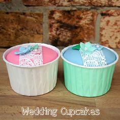 DIY Tutorial – Wedding Cupcakes