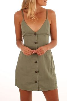 Simple Dresses for teens Green Summer Dresses, Casual Summer Dresses, Dresses For Teens, Modest Dresses, Sexy Dresses, Dress Outfits, Prom Dresses, Casual Outfits, Long Dresses
