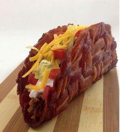 Bacon taco!