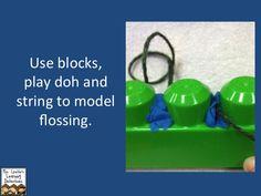 ideas for teaching dental health