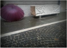 Rome, when it rains