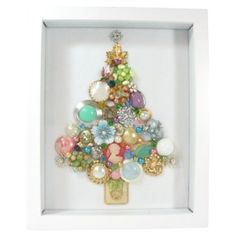 Check out this item at One Kings Lane! Colorful Jewelry Christmas Tree