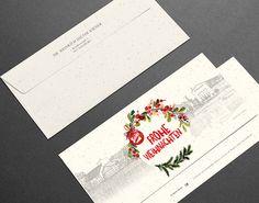 Weihnachtskarte 2016 für Stiegl in Salzburg. Gedruckt auf einem Gmund Bierpapier. #lassnig Salzburg, Grafik Design, Playing Cards, Paper, Drawing Hands, Xmas Cards, Xmas, Pictures, Game Cards