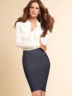 Women's Skirts: Pencil, Leather, Mini, Maxi Skirts - Victoria's Secret