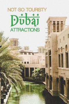 Burj Khalifa, Burj Al Arab, Dubai Mall... All of us know them well. What about less popular Dubai attractions?
