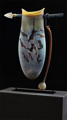 Abmeyer + Wood William Morris SUSPENDED ARTIFACT: URN WITH ORINKA