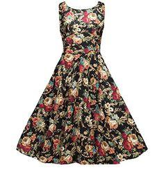 NINEWE Women's Vintage 1950's Sleeveless Floral Spring Ga... https://www.amazon.com/dp/B01KT02UU8/ref=cm_sw_r_pi_dp_x_zT1czbB93HQ2J