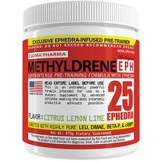 METHYLDRENE EPH 45 SER - Precio ( $440 Pesos ) Cloma Pharma
