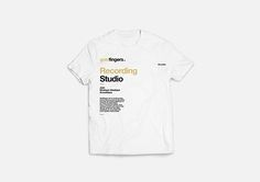 Goldfingers | Recording Studio on Behance