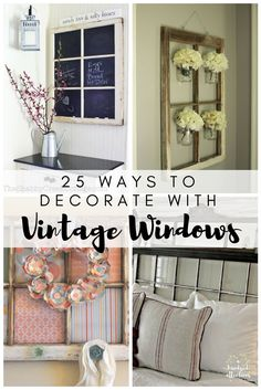 25 Ways to Decorate