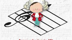 Notas musicales vamos a jugar (Si, la y sol) App Musica, Teachers Room, Music Ed, Cartoon Faces, Music Classroom, Teaching Music, Guitar Lessons, Conte, Music Videos