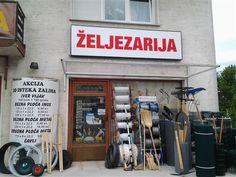 Željezarija Jole,  Zagreb-Croacia. País mediterráneo que confluye entre occidente y oriente.