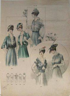 1910 fashion - Yahoo Search Results