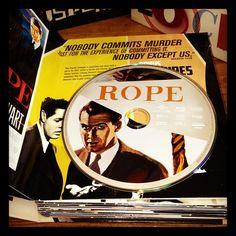 Rope - Hitchcock Blu-ray set