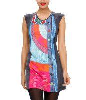 Vestidos de Mujer Desigual. Venta de ropa online. Tienda Oficial Desigual