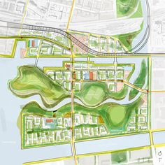 Lower Don Lands, Toronto, Michael Van Valkenburgh Associates, Inc.