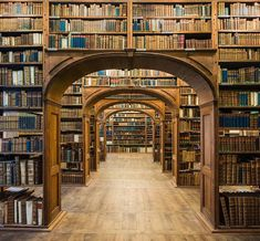Of The Most Majestic Libraries In The World -- The Oberlausitzische Library Of Science, Gorlitz, Germany Beautiful Library, Dream Library, Library Books, Read Books, Home Libraries, Public Libraries, Book Nooks, Future House, Landscape Photography