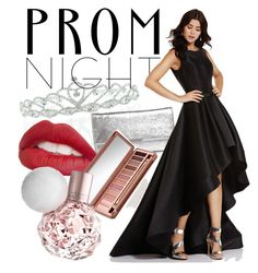 """""""Prom Night"""" by vyrafania ❤ liked on Polyvore featuring Kate Marie, Loeffler Randall, Alyce Paris, Jouer, Urban Decay, Prom and PROMNIGHT"""