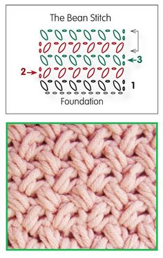 See the sweater on previous post! This crochet stitch create a woven effect. To achieve a lighter fabric for the Basket Weave Sweater, I have modified it with 4 lps on hook, not the classic 6 loops. Y