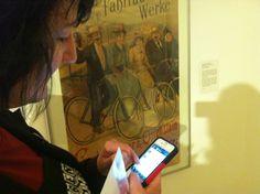 Plakatkunst am Rande des Kitsch! Aber man konnte herrliche Entdeckungen machen im Käthe Kollwitz Museum