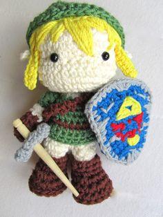 Link. Crafteando, que es gerundio