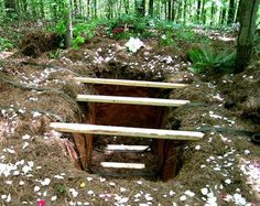 Green or natural burial is when the body of a deceased person is buried without embalming to allow it to recycle naturally.