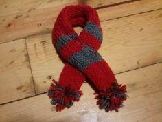 dog scarf knitting pattern Cute Scarf Animals ...