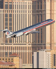 McDonnell Douglas MD-82 (DC-9-82) - American Airlines | Aviation Photo #1331014 | Airliners.net