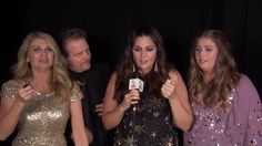Hillary Scott & The Scott Family: GRAMMY Thank You Cam - Hillary Scott & The Scott Family interviewed at the GRAMMY Thank You Cam at the 59th Annual GRAMMY Awards Premiere Ceremony on Feb. 12, 2017, in Los Angeles.