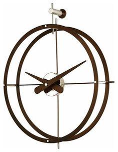 Wooden Wall Clock   Modern   Clocks   Other Metro   Carles Lluesma · Modern Wall  ClocksAwesome DesignsWooden ...