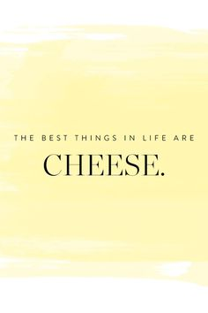 We couldn't agree more, with the addition of sausage of course!    What's your favorite sausage to pair with Wisconsin cheese?