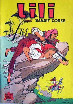 Lili bandit corse