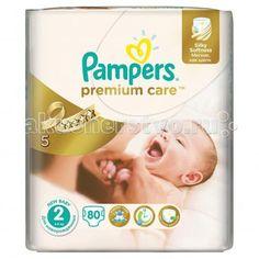 Pampers Подгузники Premium Care Эконом р.2 (3-6 кг) 72(80) шт.  — 744р.   «5 звезд» защиты для идеальной кожи малыша!  Pampers® Premium Care «5 звезд» – это лучшие подгузники Pampers, созданные специально для превосходной защиты нежнейшей кожи малышей.   Pampers Подгузники Premium Care Эконом 2 - это удивительно мягкие, как хлопок, одноразовые подгузники. Повторяя форму тела малыша, они окружают его мягкостью со всех сторон. Малыш будет комфортно спать всю ночь и весело играть целый день.  В…