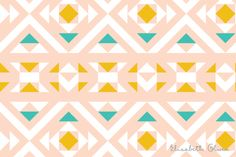 Free vector pattern by Elizabeth Olwen. Download it and make something pretty!