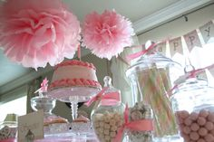 sweetie table lush.....this idea (not pictured) was a hit at my recent wedding reception.
