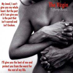 The Virgin (The Original Sinners: White Years #3)