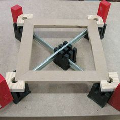 Corner Clamping Blocks