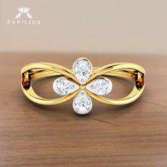 Just like you, this Prestige Valve Ring compliments the beauty of Life. #buydiamondring #diamondring #diamondrings