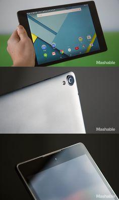 The Google Nexus 9.