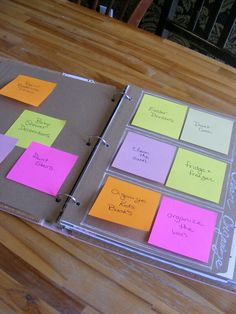 Great idea to feel complete after a task is done. Just throw away the post it.