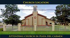 Alma's LDS Tours in Cancun - Church Location in Playa del Carmen