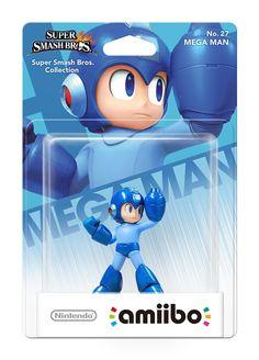 amiibo Figur Smash Mega Man: Amazon.de: Games