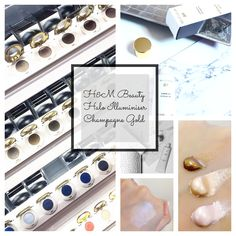 HM HALO ILLUMINISER - Champagne Gold Halo, Champagne, Fashion Beauty, Gallery Wall, Eyeshadow, My Style, Frame, Picture Frame, Eye Shadow