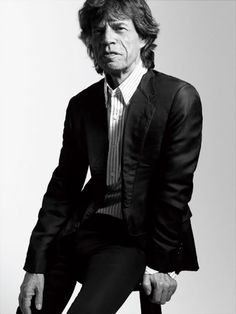 Mick Jagger...gets better with age