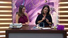 Mulher.com - 18/04/2016 - Caixa dama azul - Marisa Magalhães PT1