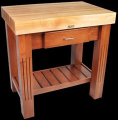 Grazzi Prep Table, so many nice chopping blocks on this site.