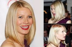 Gwyneth Paltrow - Best, celebrity, bobs, bob, bobbed, hair, hairstyles, haircut, inspiration, celebs, beauty, Marie Claire