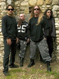 Mayhem Festival Slayer