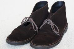 Clarks Desert Boots Braun