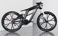 at the wörthersee tour in austria, AUDI unveiled its 'wörthersee' performance electric bike for sports and trick cycling. designed incorporating technology from AUDI cars, with testing and feedback from competitive cyclist julien dupont. the bicycle also offers smartphone connectivity for the recording of stunts, and optional automatic stabilization when performing wheelies and other tricks. http://minivideocam.com/product-category/stabilizers/